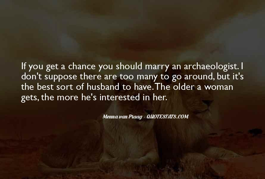 Menna Van Praag Quotes #1189395