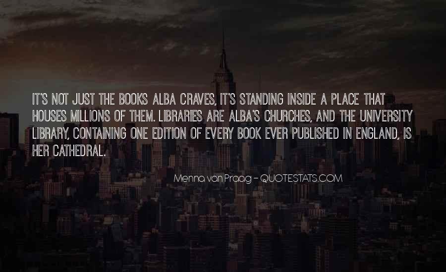 Menna Van Praag Quotes #1322191