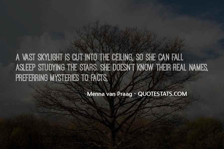 Menna Van Praag Quotes #1439653