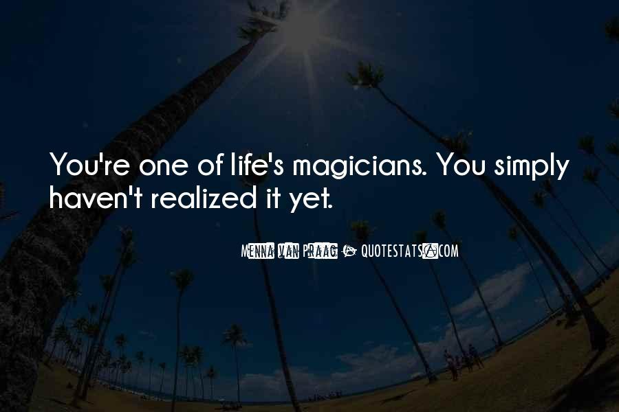 Menna Van Praag Quotes #1452159