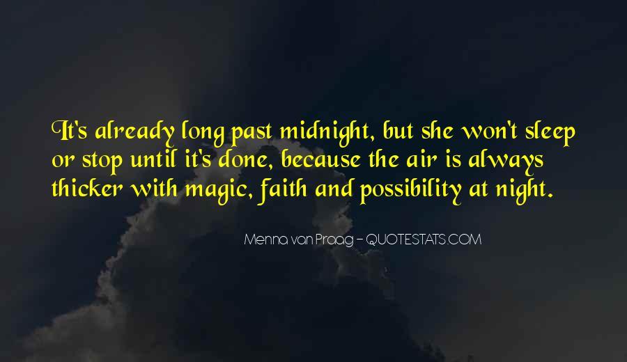 Menna Van Praag Quotes #1877588