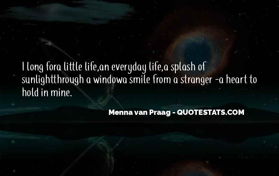 Menna Van Praag Quotes #190257