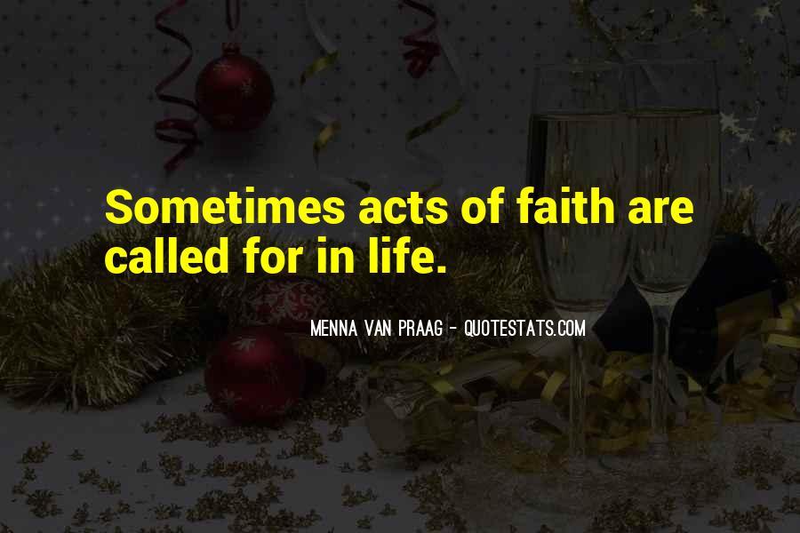 Menna Van Praag Quotes #249902