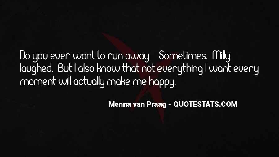 Menna Van Praag Quotes #517551