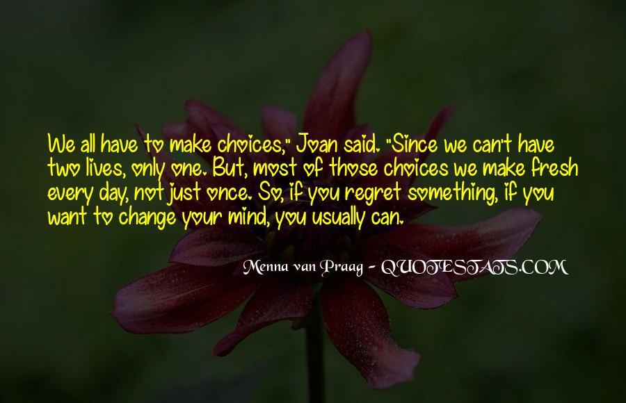 Menna Van Praag Quotes #798490