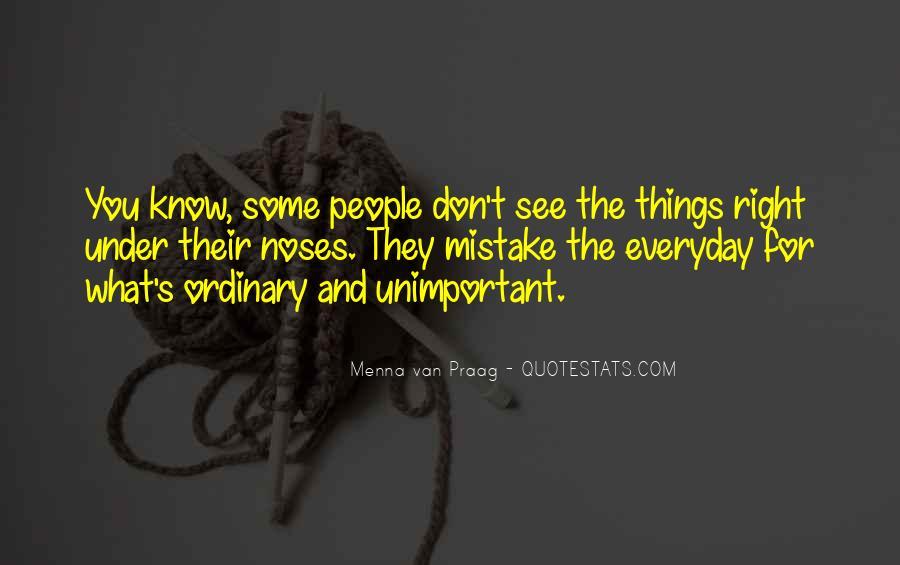 Menna Van Praag Quotes #913370