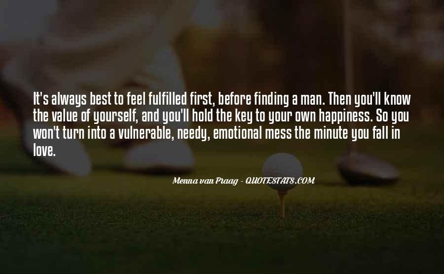 Menna Van Praag Quotes #997709
