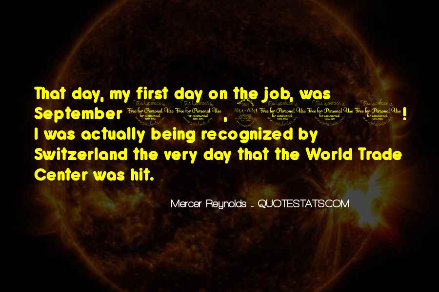 Mercer Reynolds Quotes #1092806