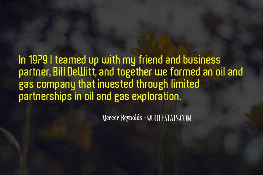 Mercer Reynolds Quotes #1482814