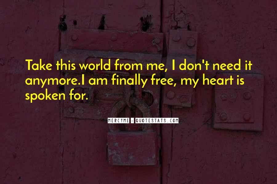 MercyMe Quotes #1402314