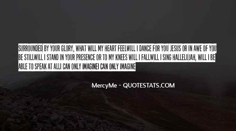 MercyMe Quotes #1474869