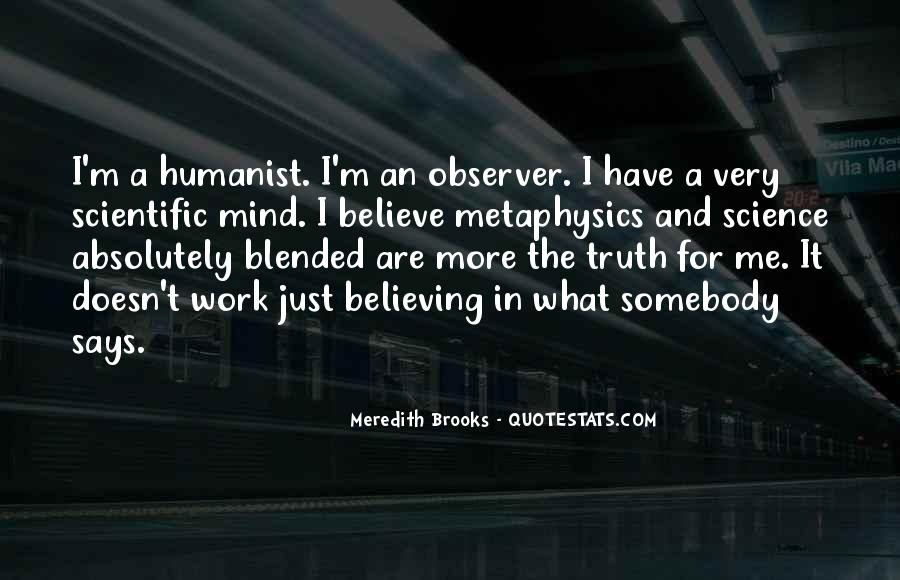 Meredith Brooks Quotes #10115