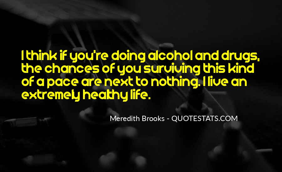 Meredith Brooks Quotes #105002