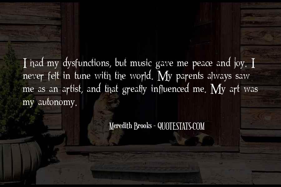 Meredith Brooks Quotes #1118003
