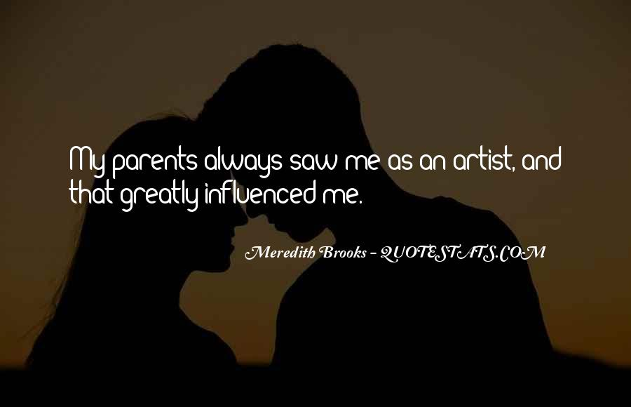 Meredith Brooks Quotes #1565649