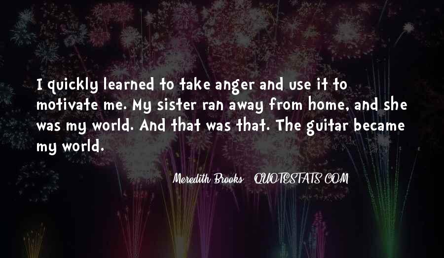 Meredith Brooks Quotes #1576463