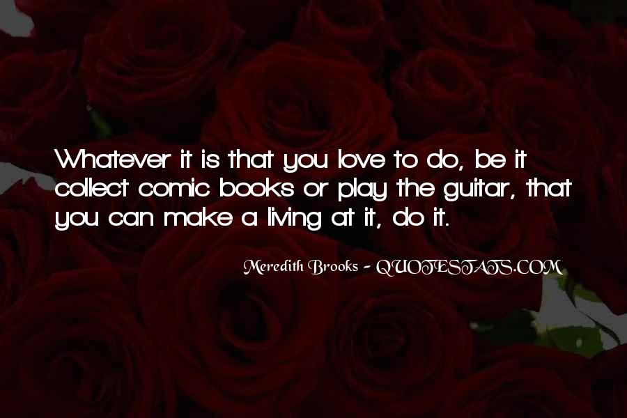 Meredith Brooks Quotes #1839285