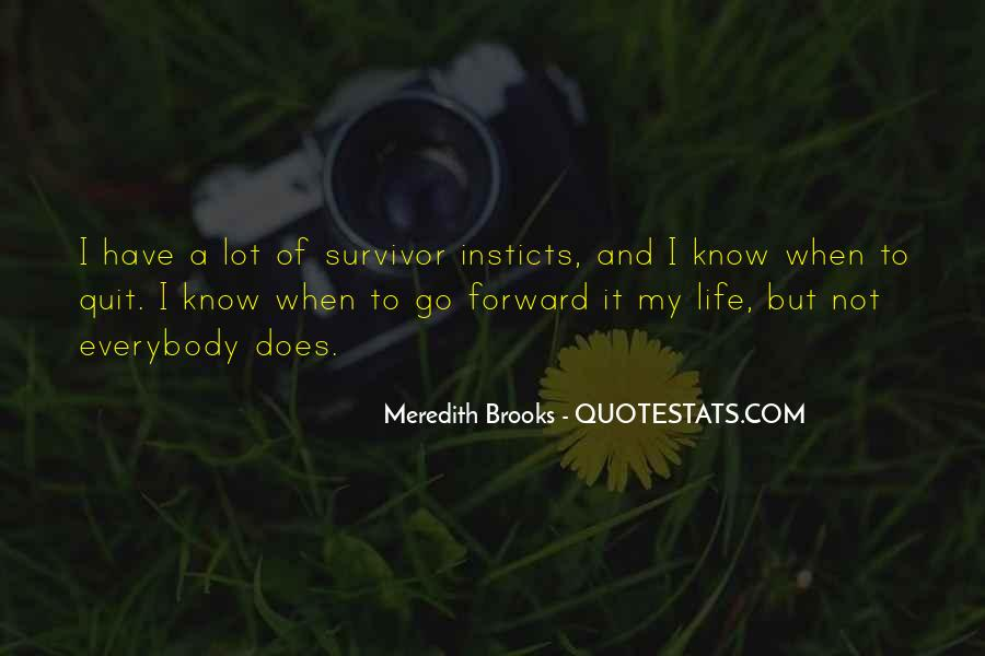 Meredith Brooks Quotes #599102