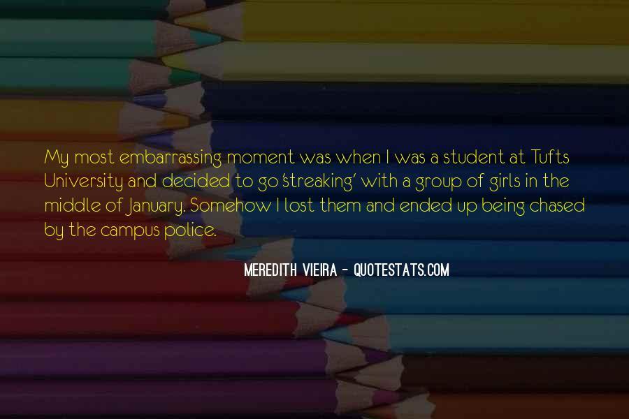 Meredith Vieira Quotes #1365313