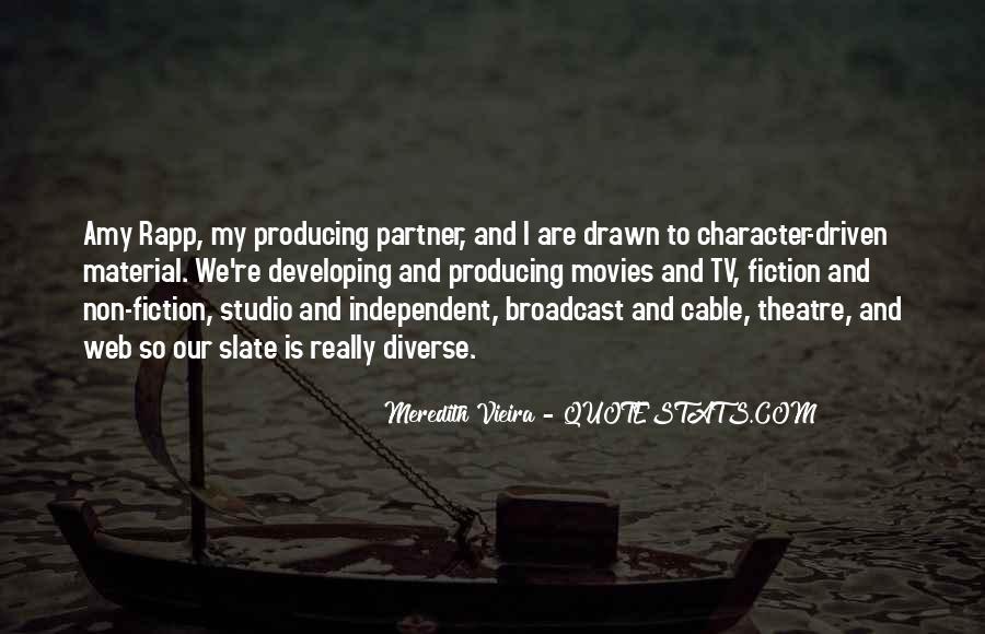 Meredith Vieira Quotes #34714
