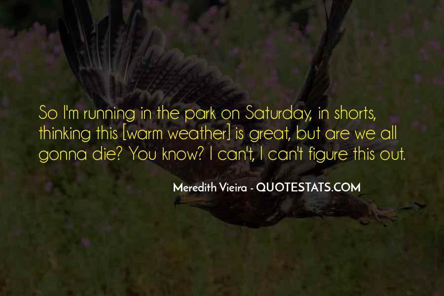 Meredith Vieira Quotes #403935