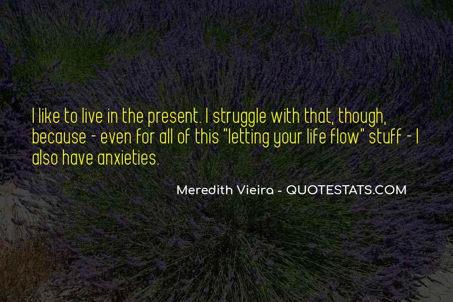 Meredith Vieira Quotes #899555