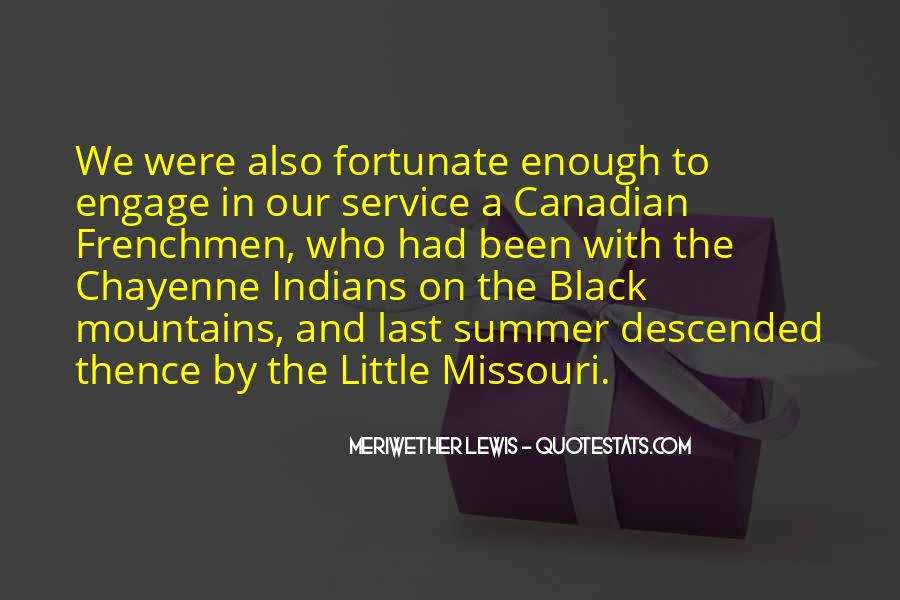 Meriwether Lewis Quotes #1270507
