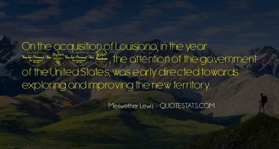 Meriwether Lewis Quotes #220993