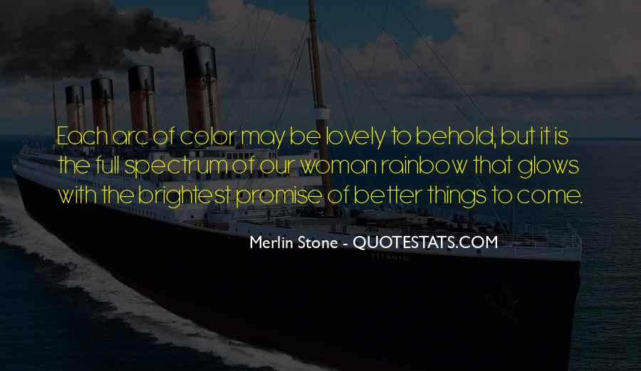 Merlin Stone Quotes #554687