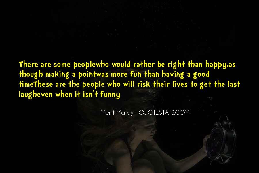 Merrit Malloy Quotes #142414