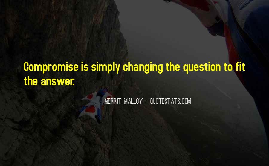 Merrit Malloy Quotes #1668244