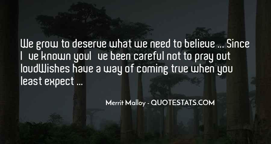 Merrit Malloy Quotes #322719