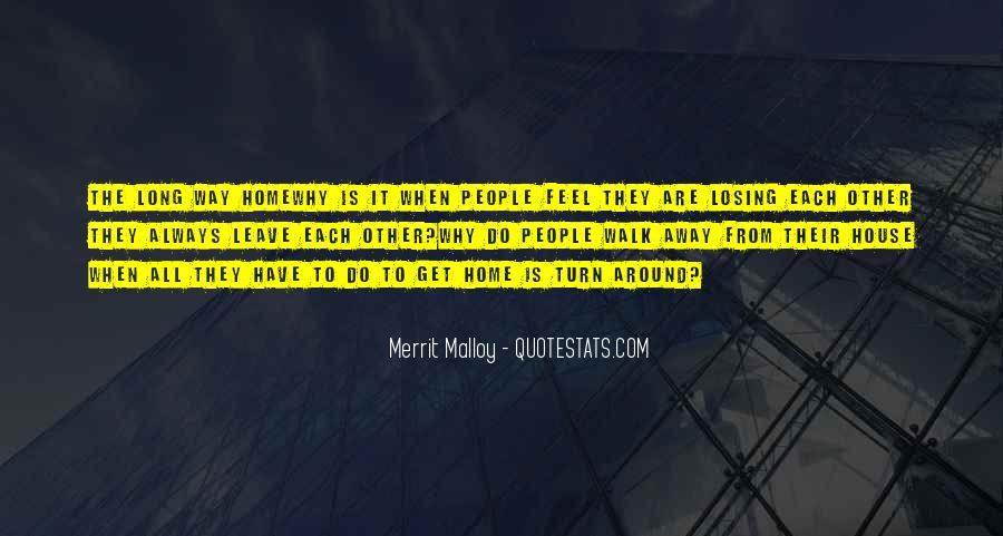 Merrit Malloy Quotes #509880