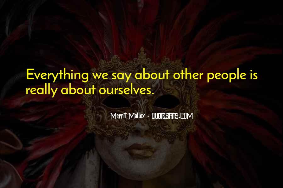 Merrit Malloy Quotes #741868
