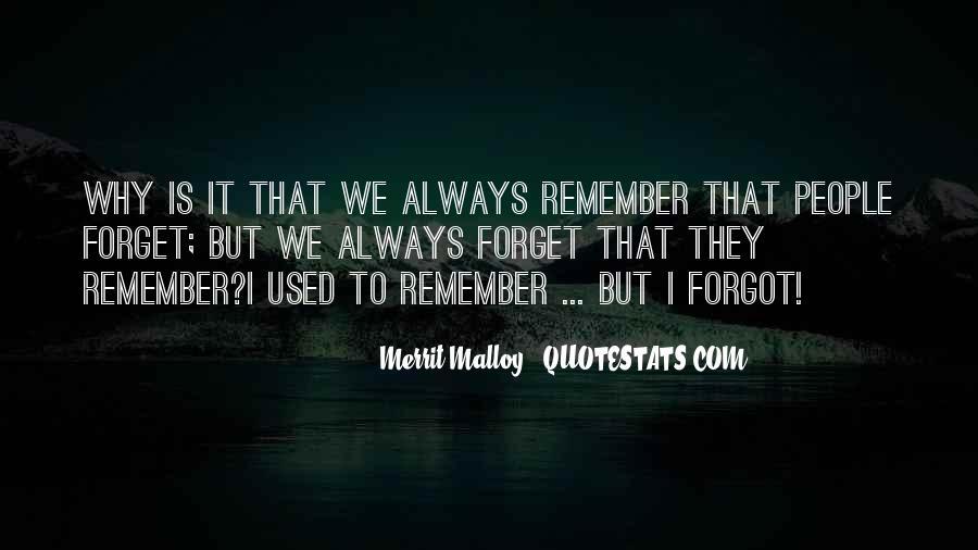 Merrit Malloy Quotes #879961