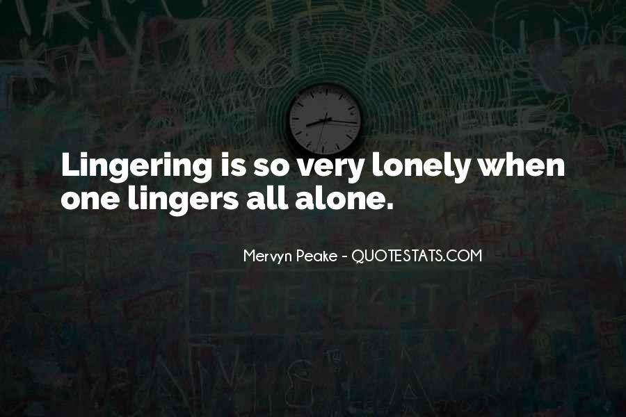 Mervyn Peake Quotes #1057496