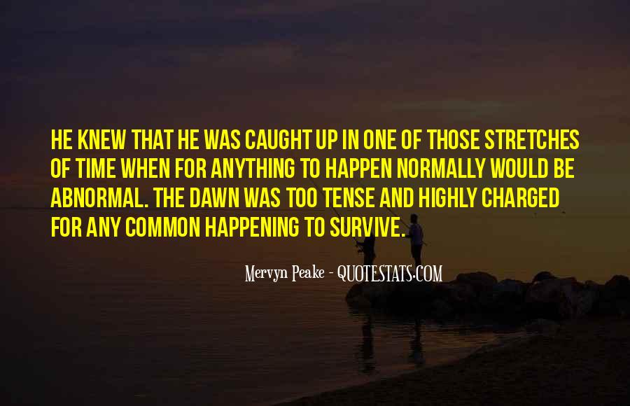 Mervyn Peake Quotes #1120975
