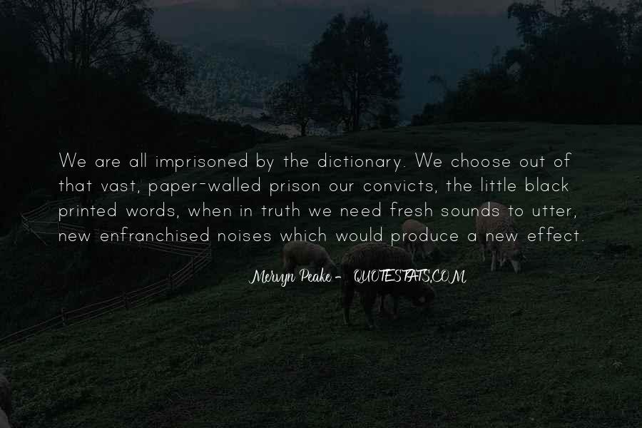 Mervyn Peake Quotes #113852