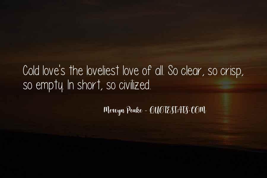 Mervyn Peake Quotes #1200144