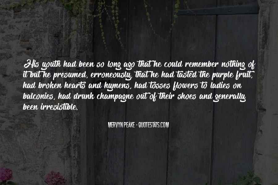 Mervyn Peake Quotes #1345722