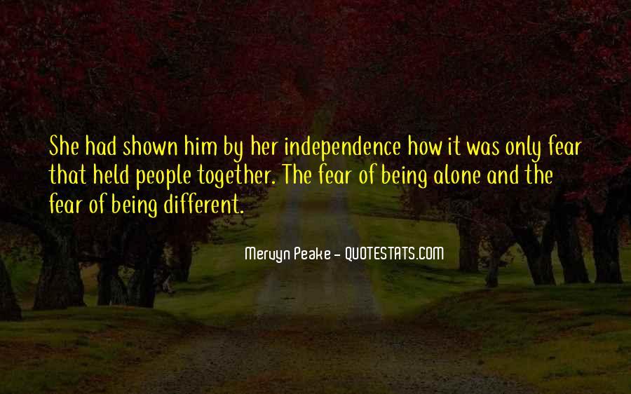 Mervyn Peake Quotes #1371007