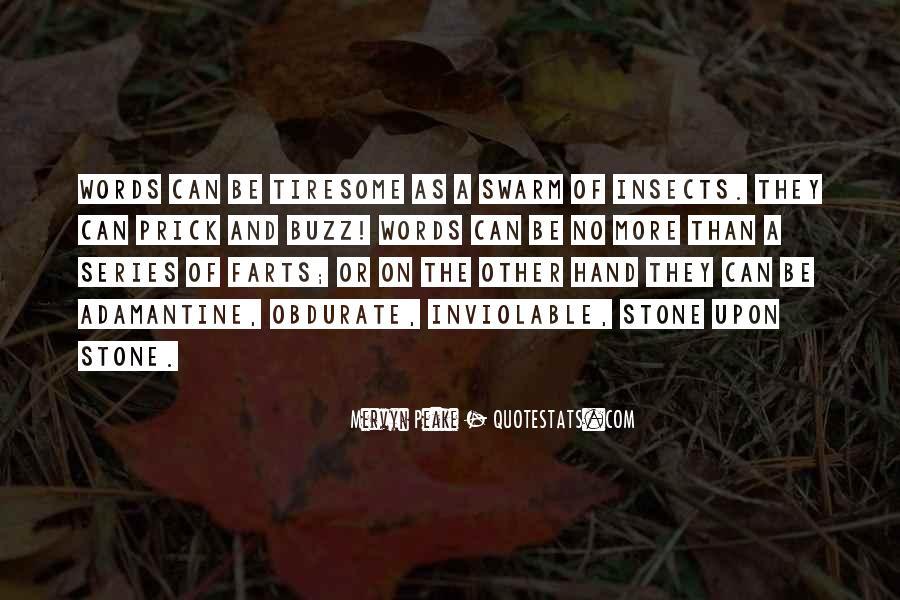 Mervyn Peake Quotes #1383038