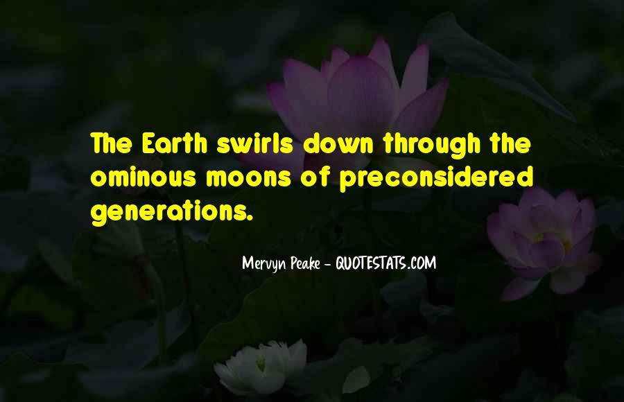 Mervyn Peake Quotes #1390725