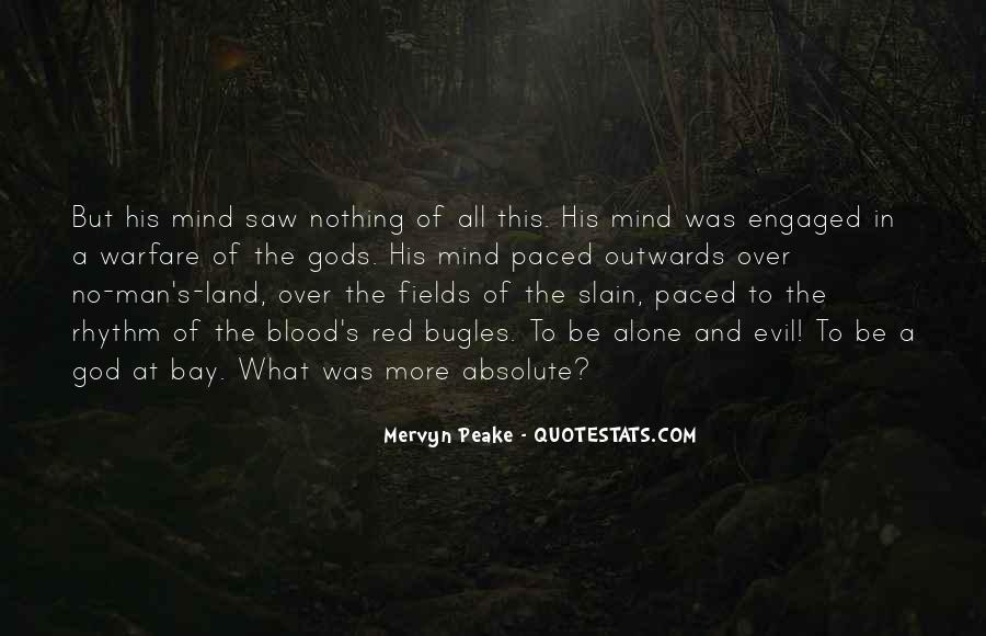 Mervyn Peake Quotes #1660040