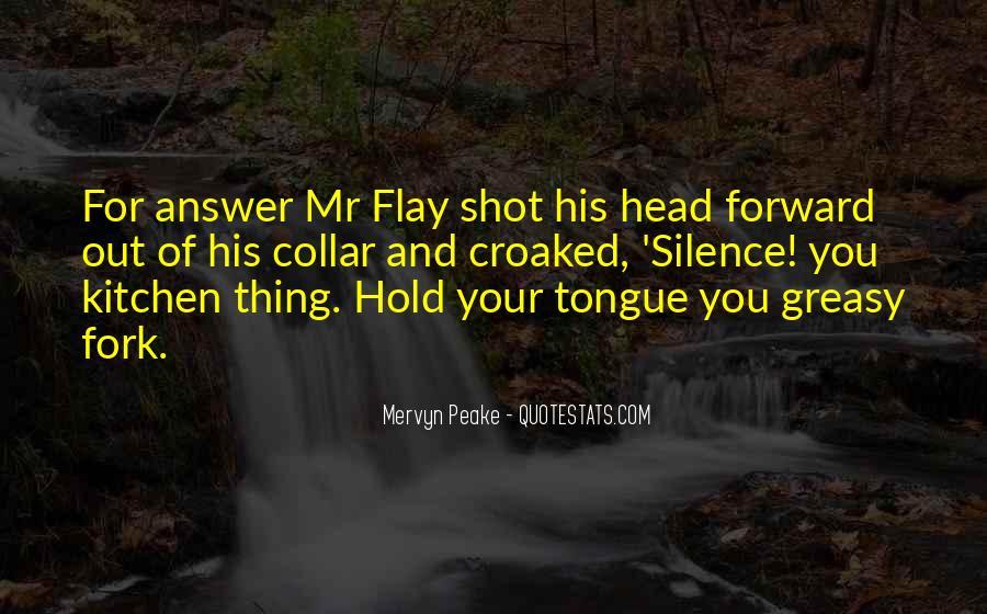 Mervyn Peake Quotes #1751261