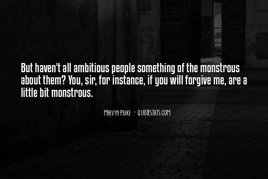 Mervyn Peake Quotes #1788672