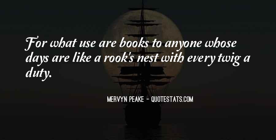 Mervyn Peake Quotes #254980