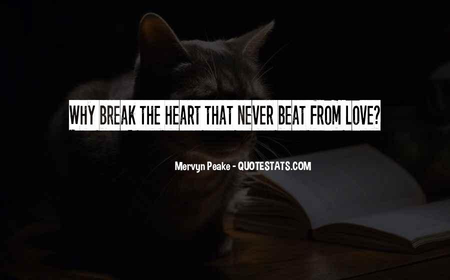 Mervyn Peake Quotes #37404