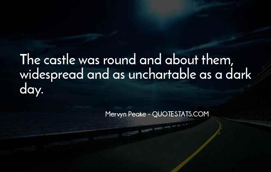 Mervyn Peake Quotes #434504