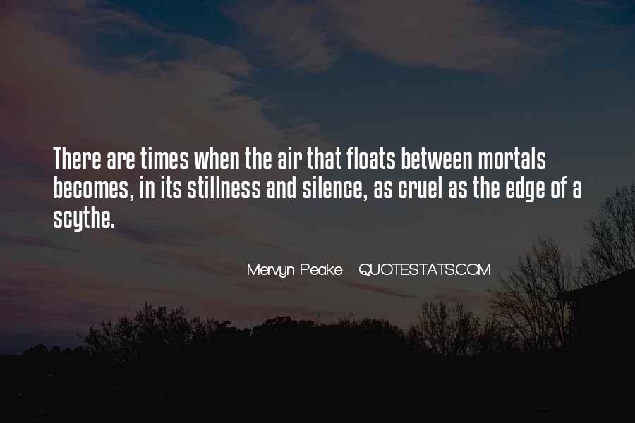 Mervyn Peake Quotes #575146